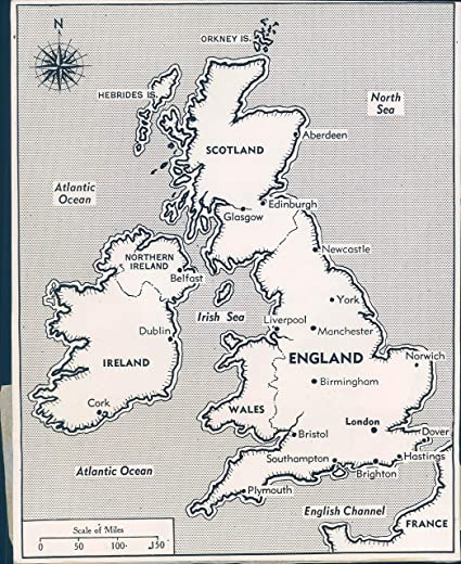 Map Of England During Ww2.Map Of England During Ww2