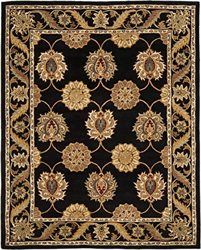 Safavieh Heritage Black Large Rectangle Rug