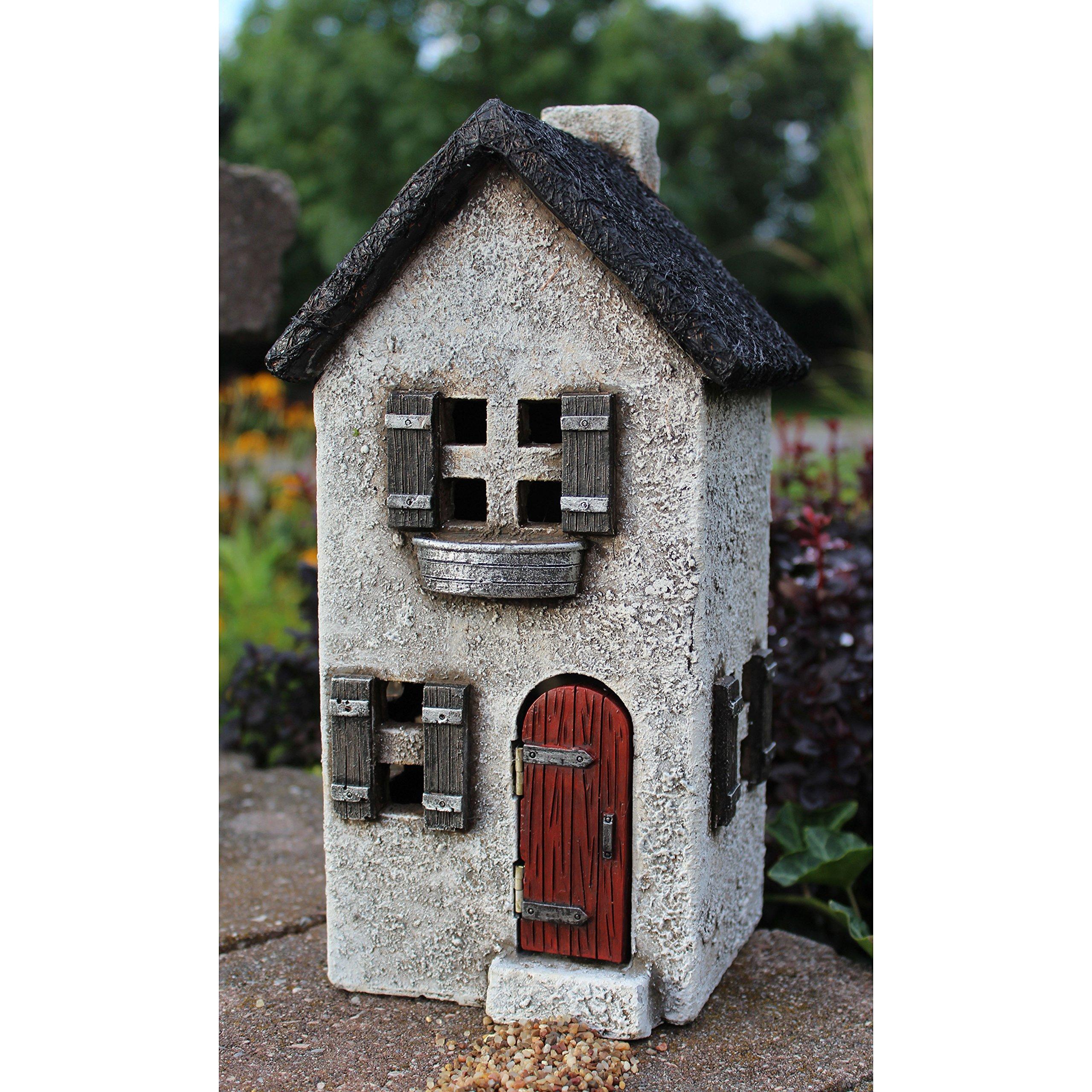 Parker Hypertufa Fairy House