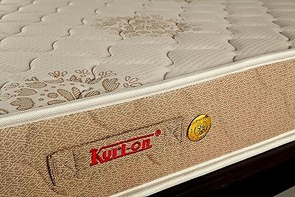 Mattress King Logo With Kurlon Relish 6inch King Size Spring Mattress 78x72x6 78x72x6 Amazonin
