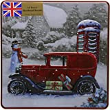 Grandma Wilds Snowy Vintage Car Tin 400 g