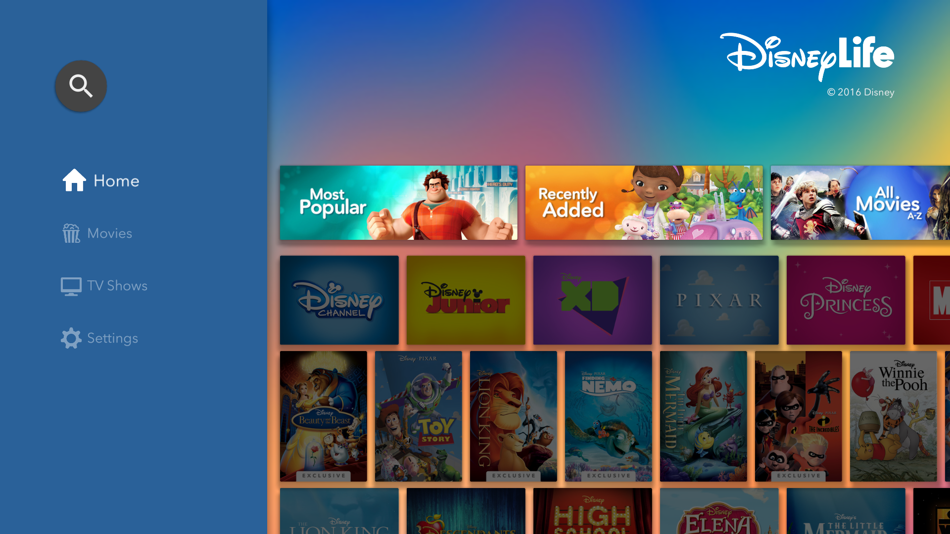 Amazon.com: DisneyLife: Watch Disney Movies, TV, Books ...