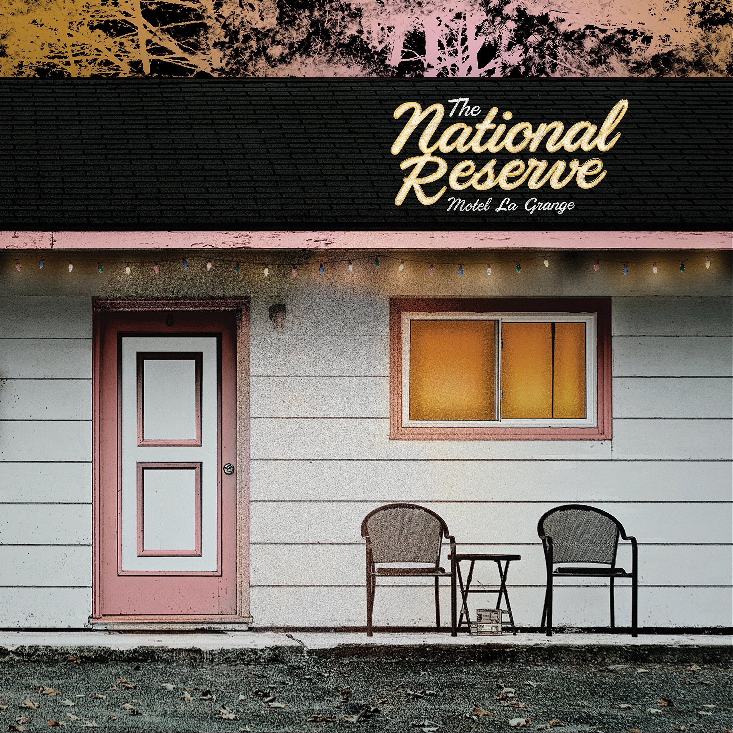 CD : National Reserve - Motel La Grange (CD)