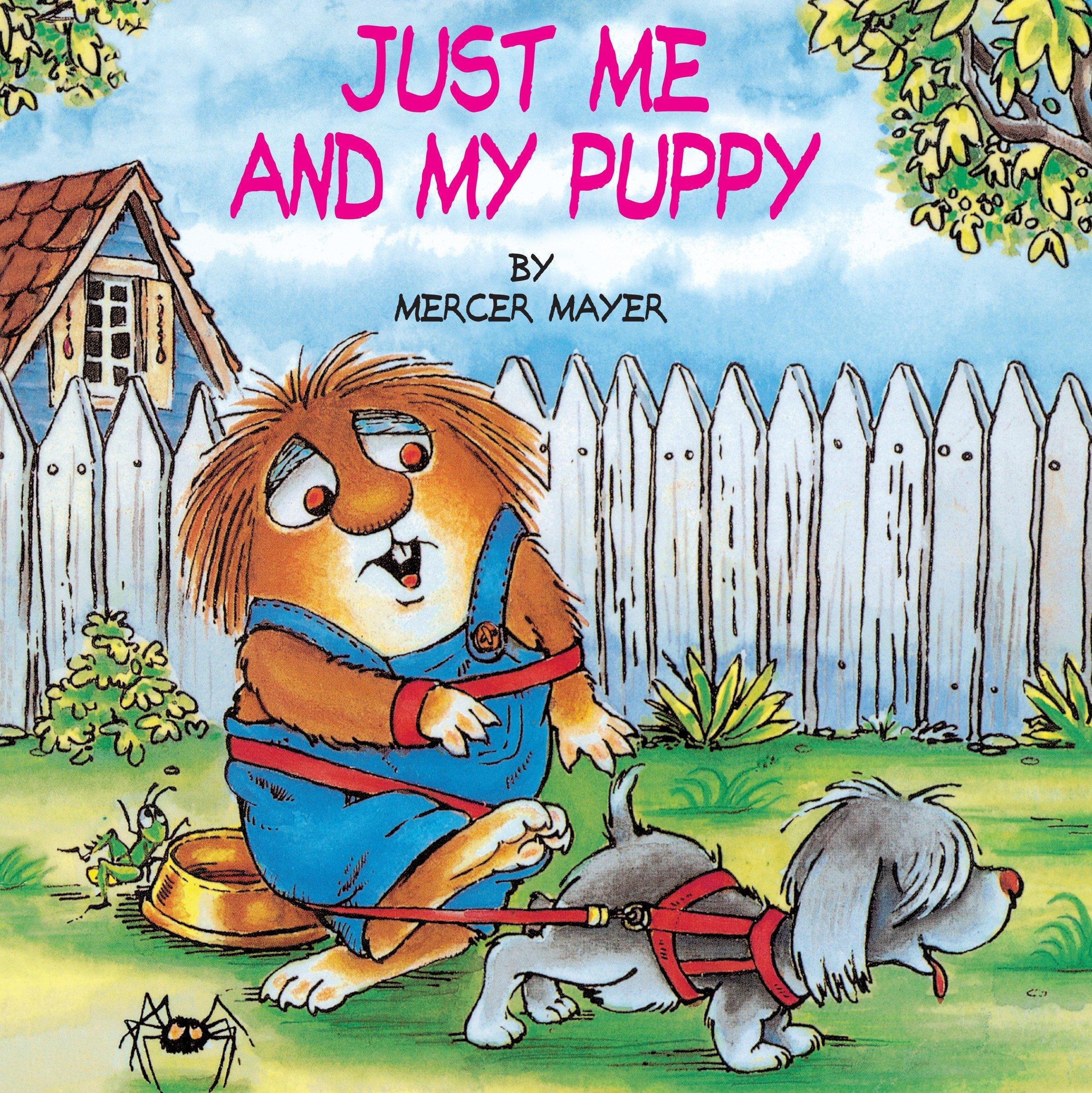 Just Puppy Little Critter Book