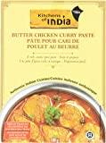 Kitchens Of India BG14904 Kitchens Of India Curry Paste Butter Chicken - 6x3.5OZ
