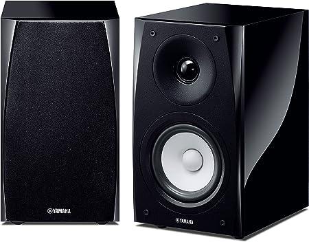 Yamaha NS-BP182 40W Negro Altavoz - Altavoces (De 2 vías, Alámbrico, Banana, 40 W, 60-40000 Hz, Negro)