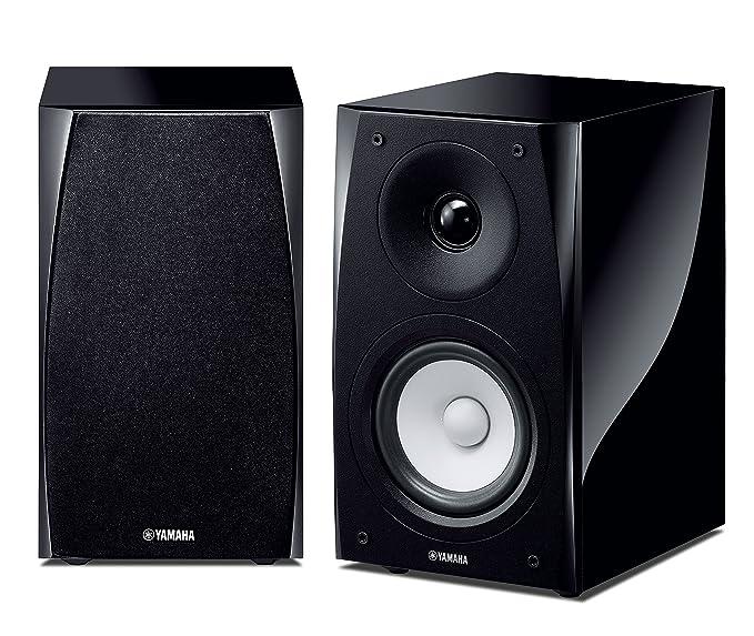 Yamaha NS-BP182 40W Negro Altavoz - Altavoces (De 2 vías, Alámbrico, Banana, 40 W, 60-40000 Hz, Negro): Amazon.es: Electrónica