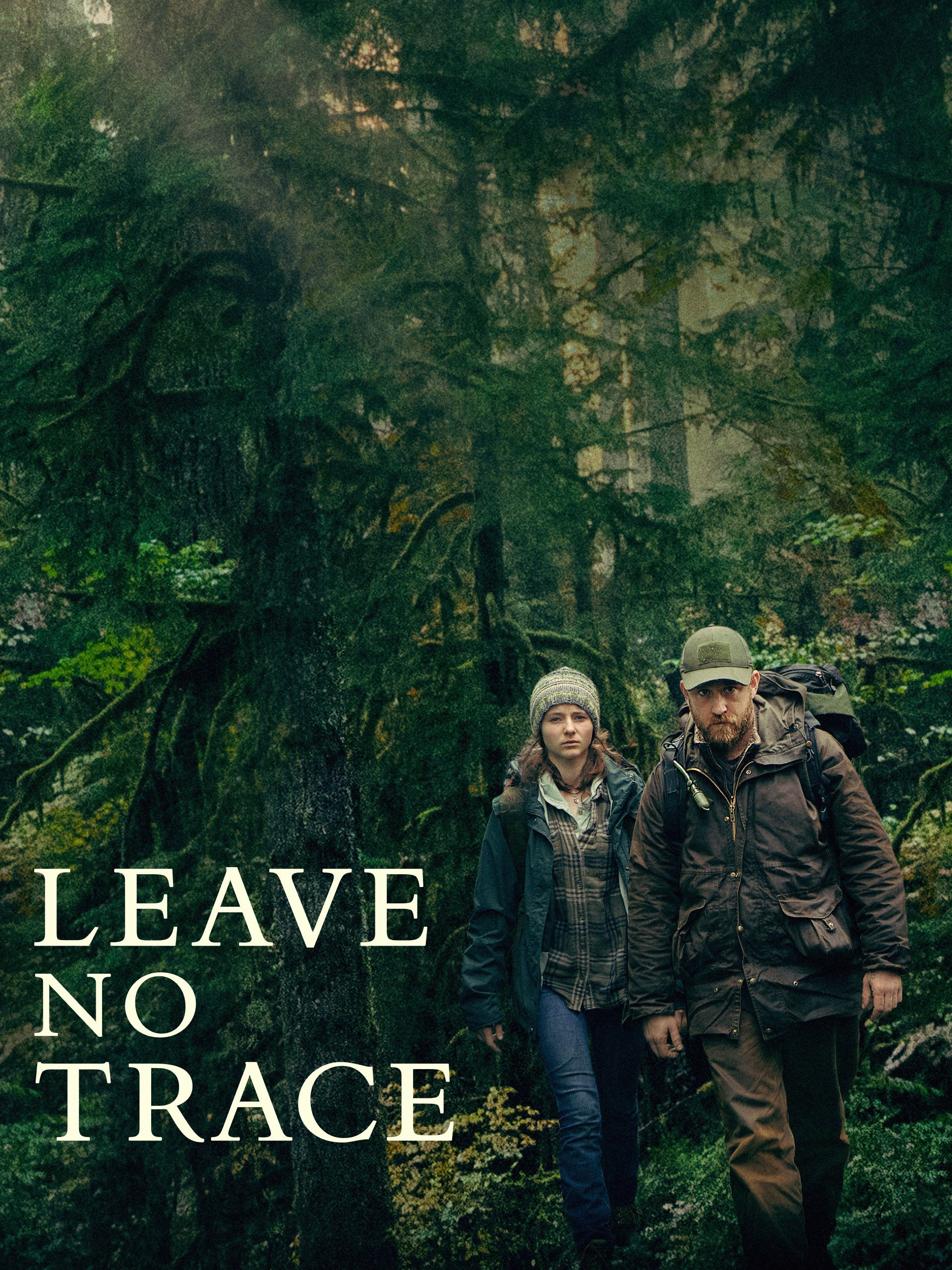 Amazon Leave No Trace Ben Foster Thomasin Harcourt Mckenzie