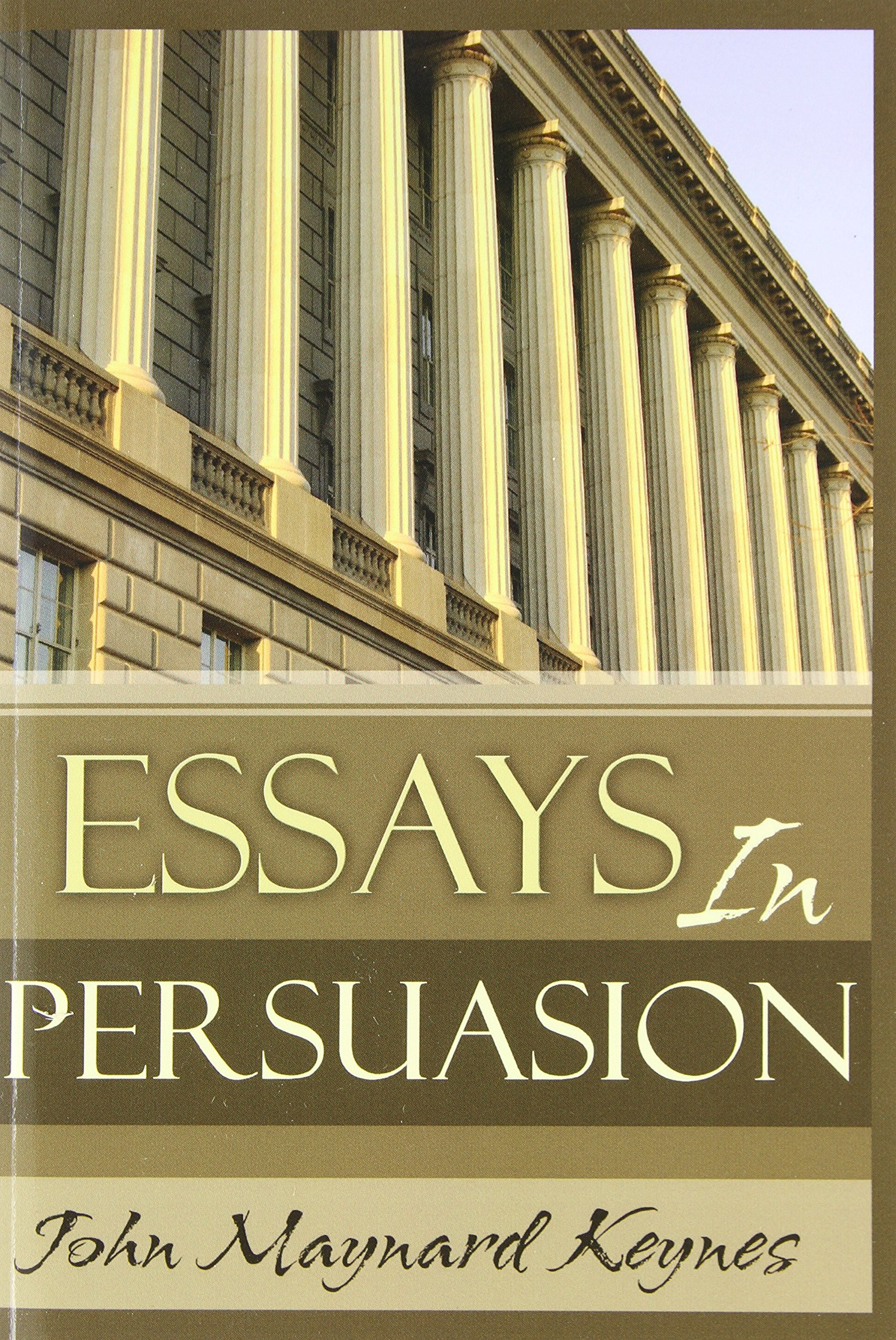Essays In Persuasion John Maynard Keynes  Amazon AHzBUBixL