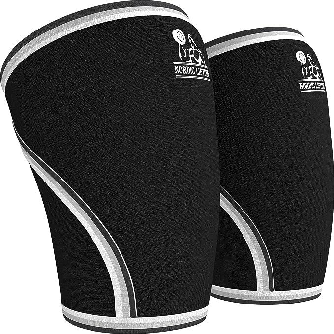 Nordic Lifting Weightlifting Knee Sleeves