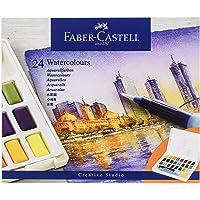 Faber-Castell 5191169724000 Cs Tablet Suluboya 24lü