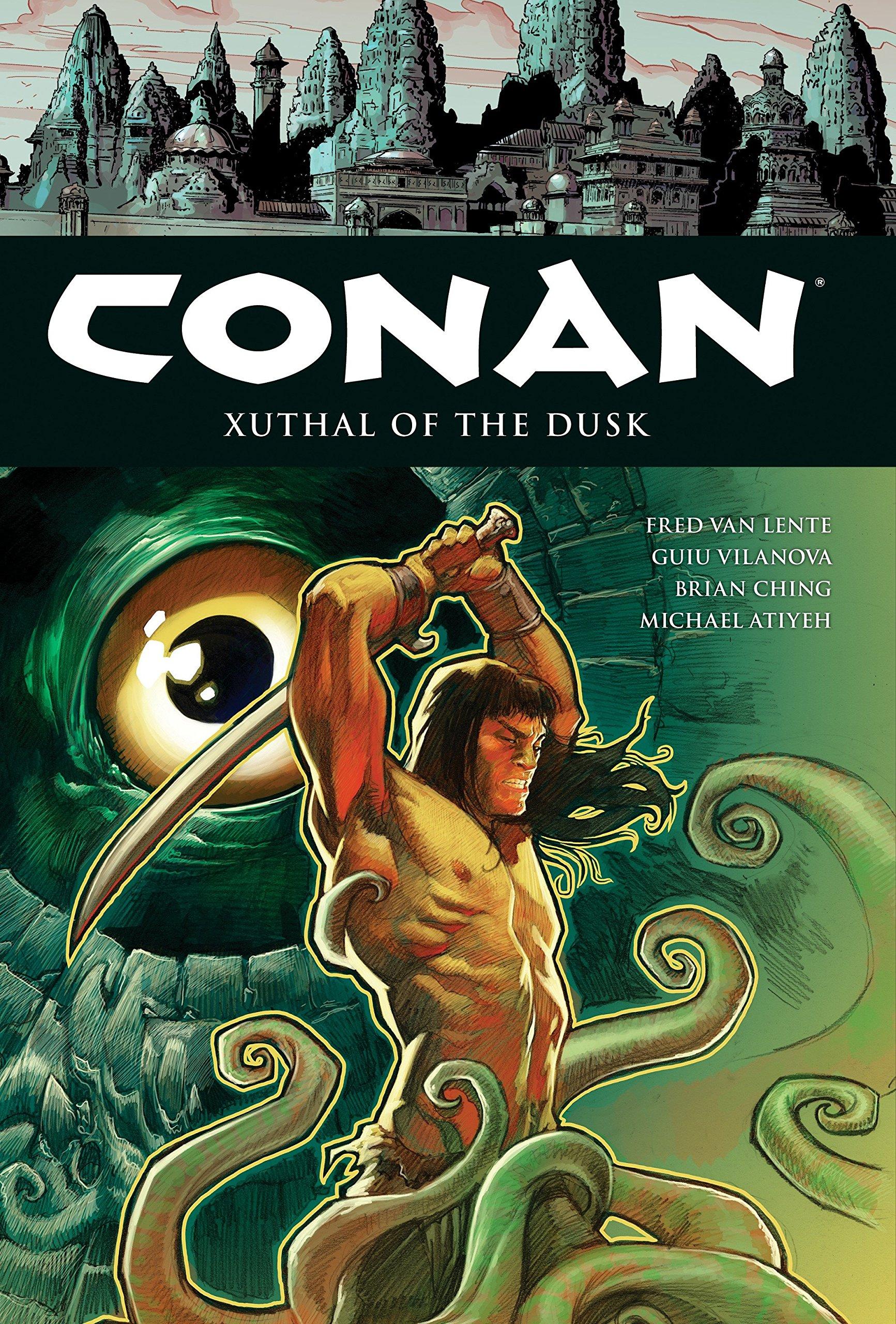 Download Conan Volume 19: Xuthal of the Dusk PDF