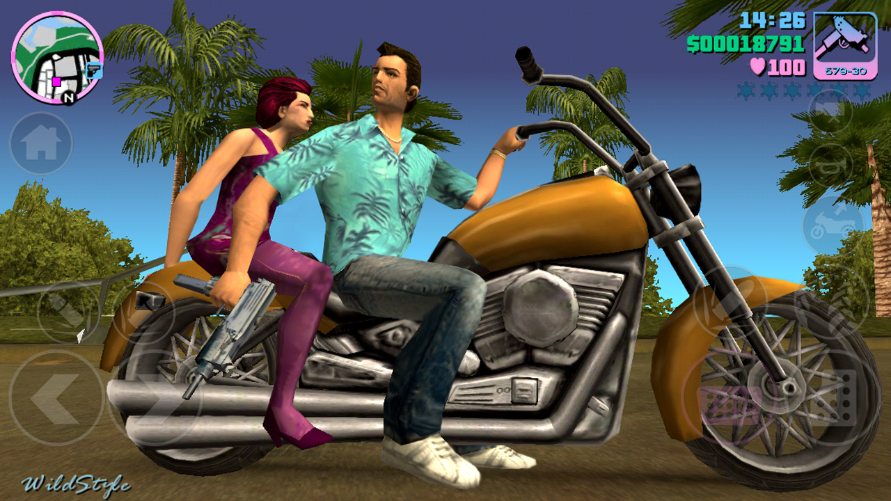 Grand Theft Auto Vice City - Download