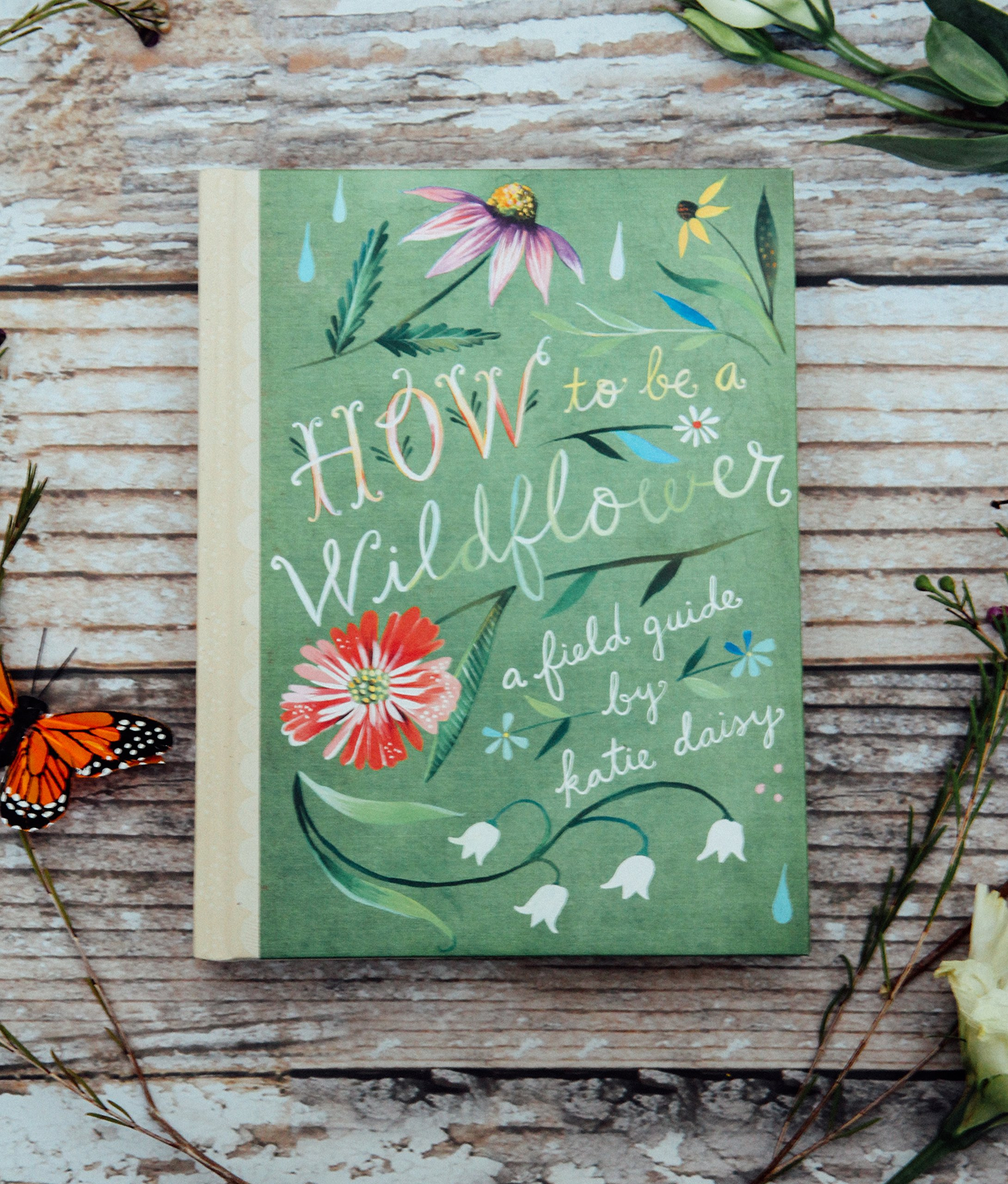 How to be a wildflower a field guide katie daisy 9781452142685 how to be a wildflower a field guide katie daisy 9781452142685 amazon books izmirmasajfo
