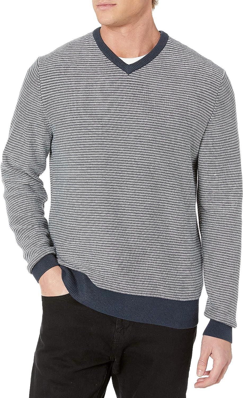 Essentials V-Neck Sweater Vest Uomo