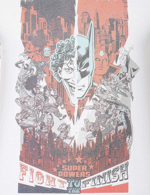 Batman Fight To The Finish Camiseta para Hombre