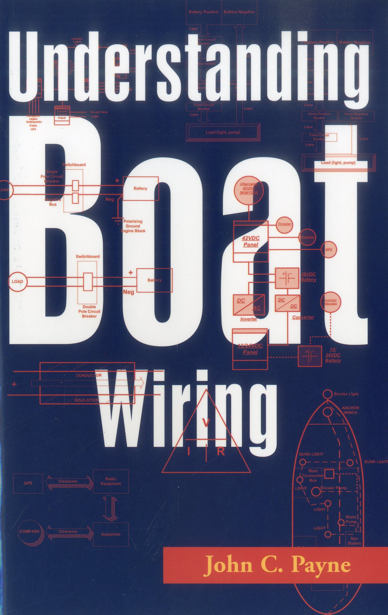 Marine Wiring Book Block And Schematic Diagrams Sterling Schematics Understanding Boat John C Payne 9781574091632 Amazon Com Rh Basic Electrical