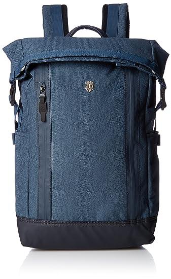 f622aaf51 Amazon.com: Victorinox Altmont Classic Rolltop Laptop Backpack, Blue One  Size: PORTMANTOS