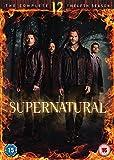 Supernatural Saison 12 (Import langue anglaise) [Import anglais]