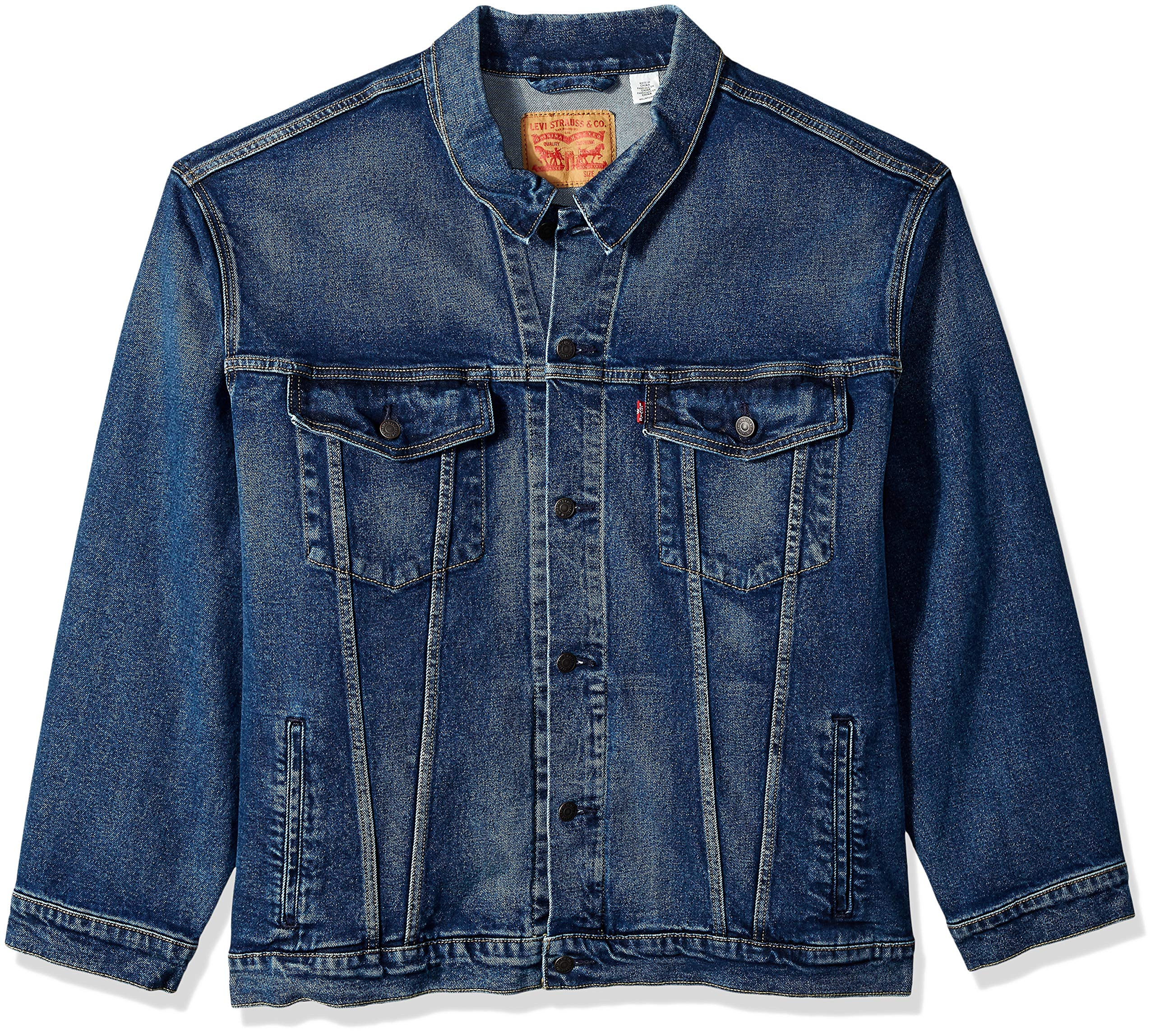 Levi's Men's Big & Tall Trucker Jacket 3