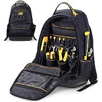 Steelhead 35-Pocket Heavy Duty Tool Backpack with Waterproof Reinforced