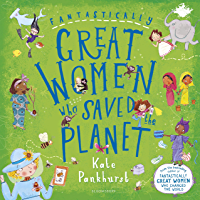 Fantastically Great Women Who Saved the Planet (English Edition)