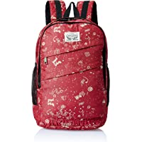 Levi's Fabric Fabric 32 cms Maroon backpack (38004-0067)