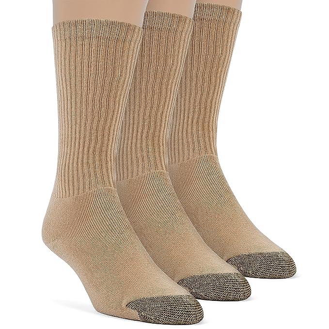 Frad Rivka Calcetines prima de algodón para hombre, Medias de fútbol - 3 pares: Amazon.es: Ropa y accesorios