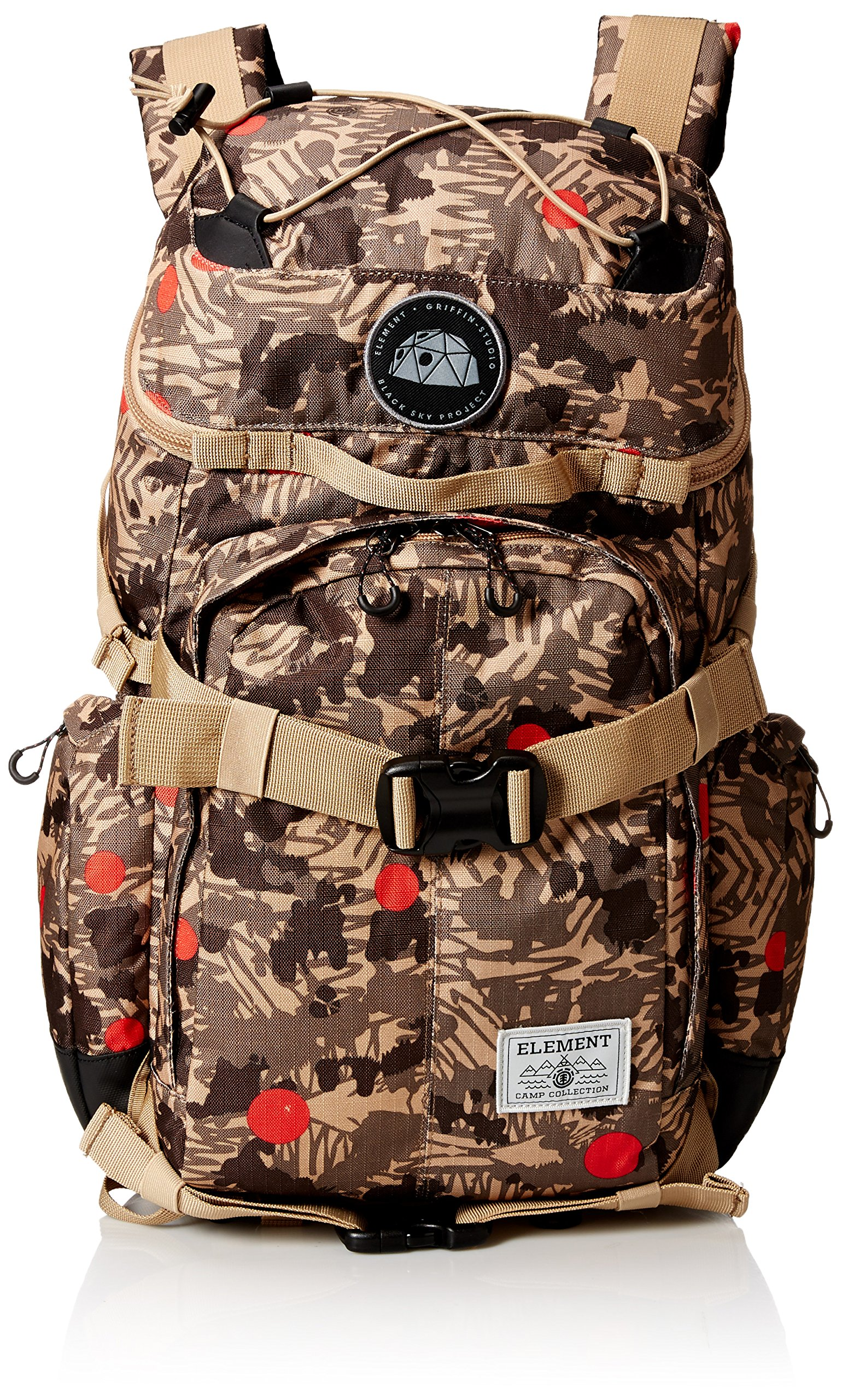 Element Men's the Explorer Backpack, Canyon Khaki by ELEMENT