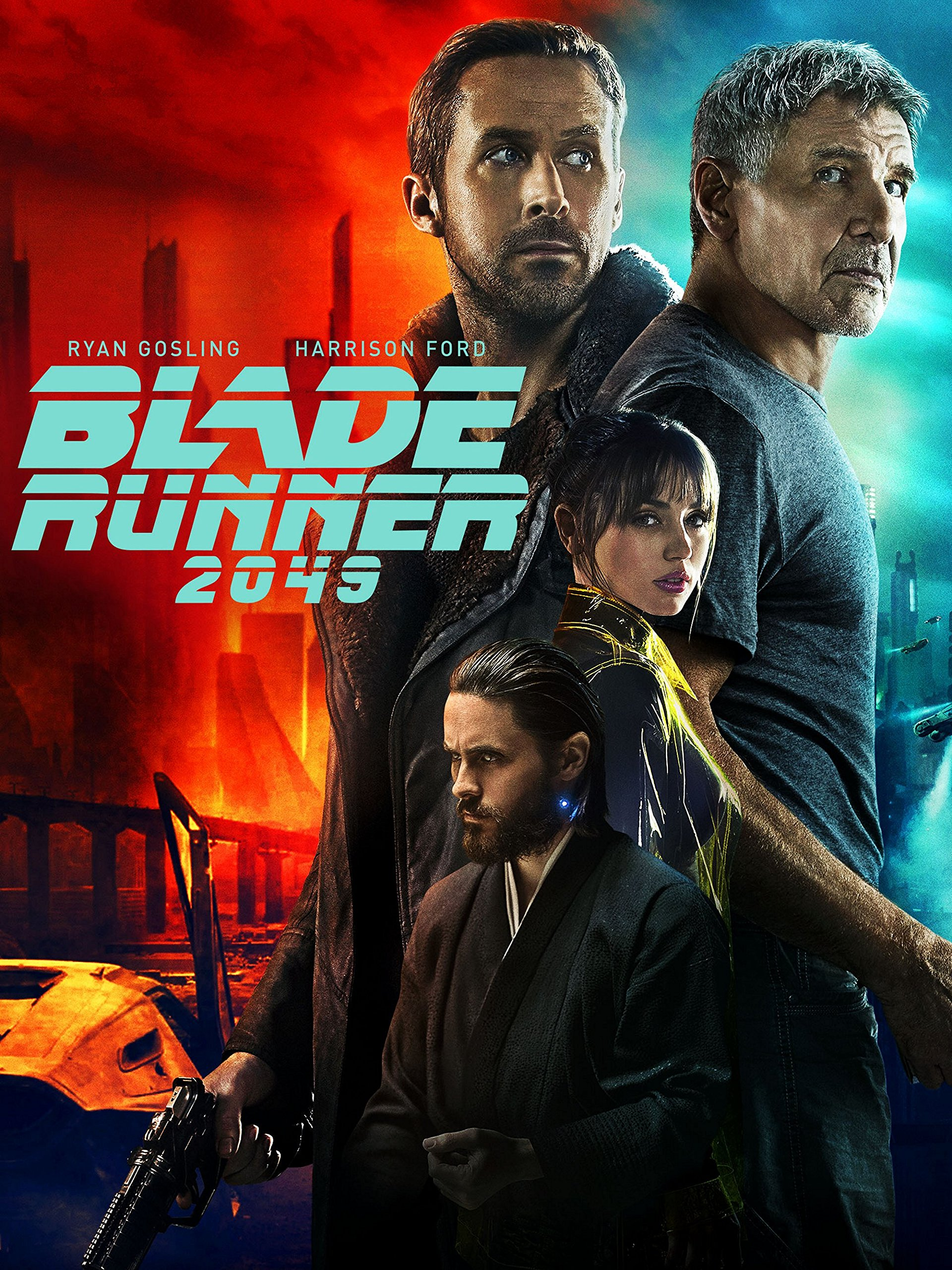 Amazon.com: Blade Runner 2049: Ryan Gosling, Harrison Ford, Ana de Armas,  Sylvia Hoeks: Amazon Digital Services LLC