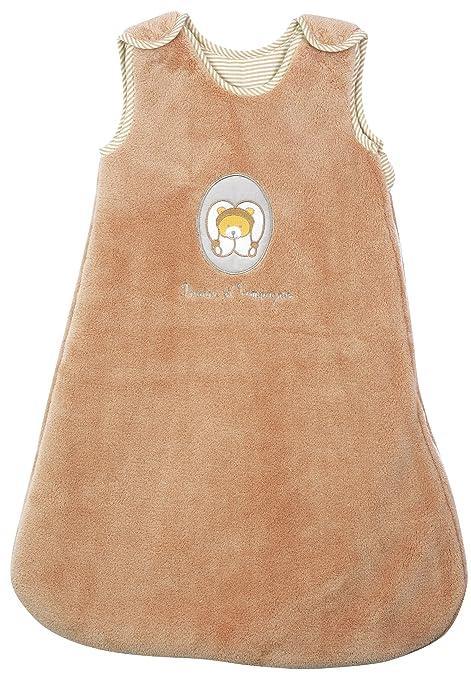 Doudou et Compagnie dc2258 bebés Saco de dormir con diseño de oso pardo