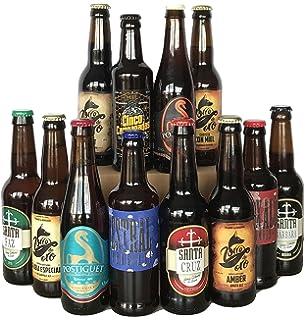 CERVEZA BOX 12 Cervezas Artesanas Alicantinas Pack degustacion o REGALO - Postiguet, A la Vora