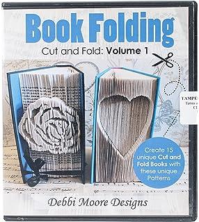 326228 Debbi Moore Book Folding Cut /& Fold Volume 3 Create /& Craft Special CD