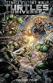 Amazon.com: Teenage Mutant Ninja Turtles Universe Vol. 1 ...