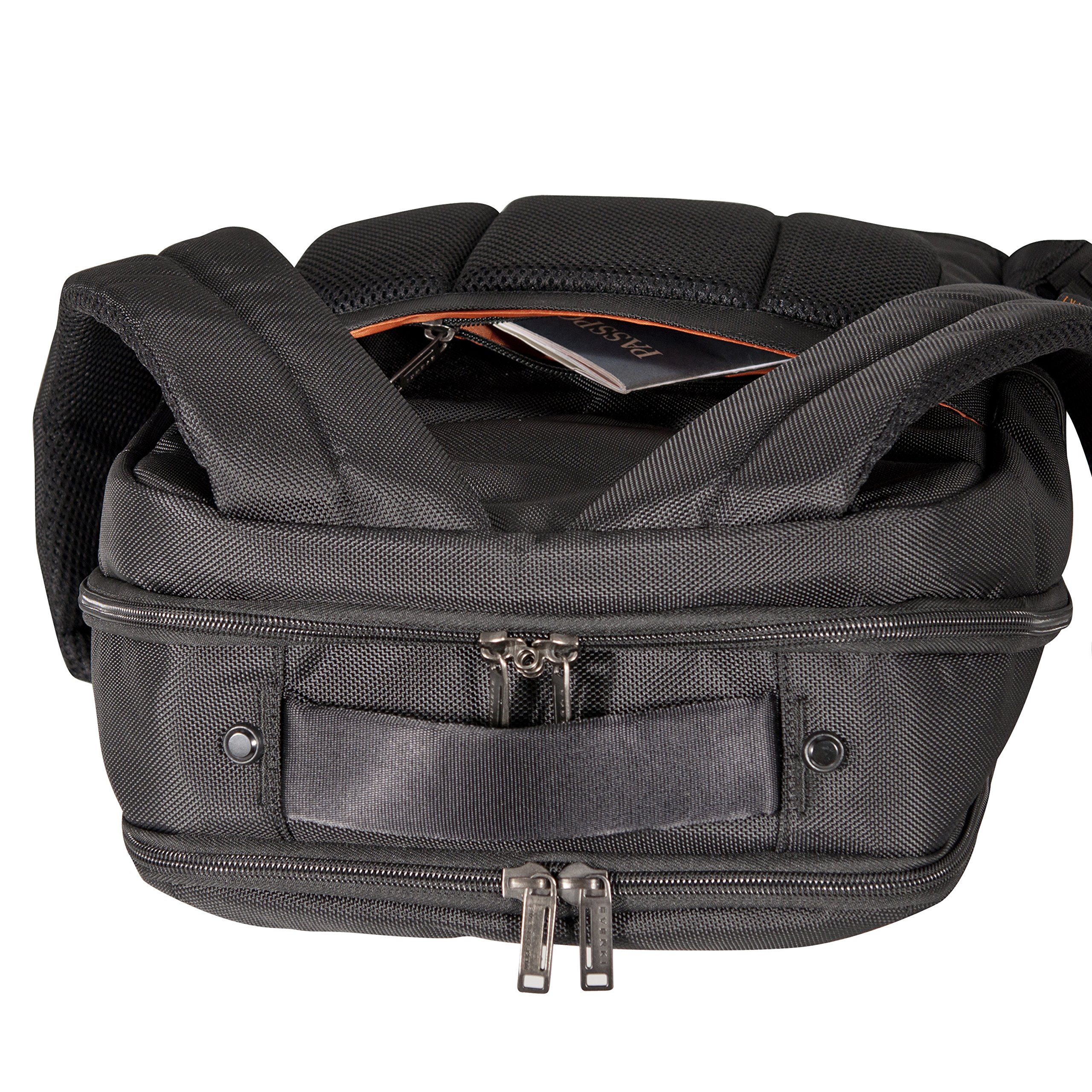 Everki Studio Slim Laptop Backpack for upto 14.1-Inch Laptops/15-Inch MacBook Pro (EKP118) by Everki (Image #7)