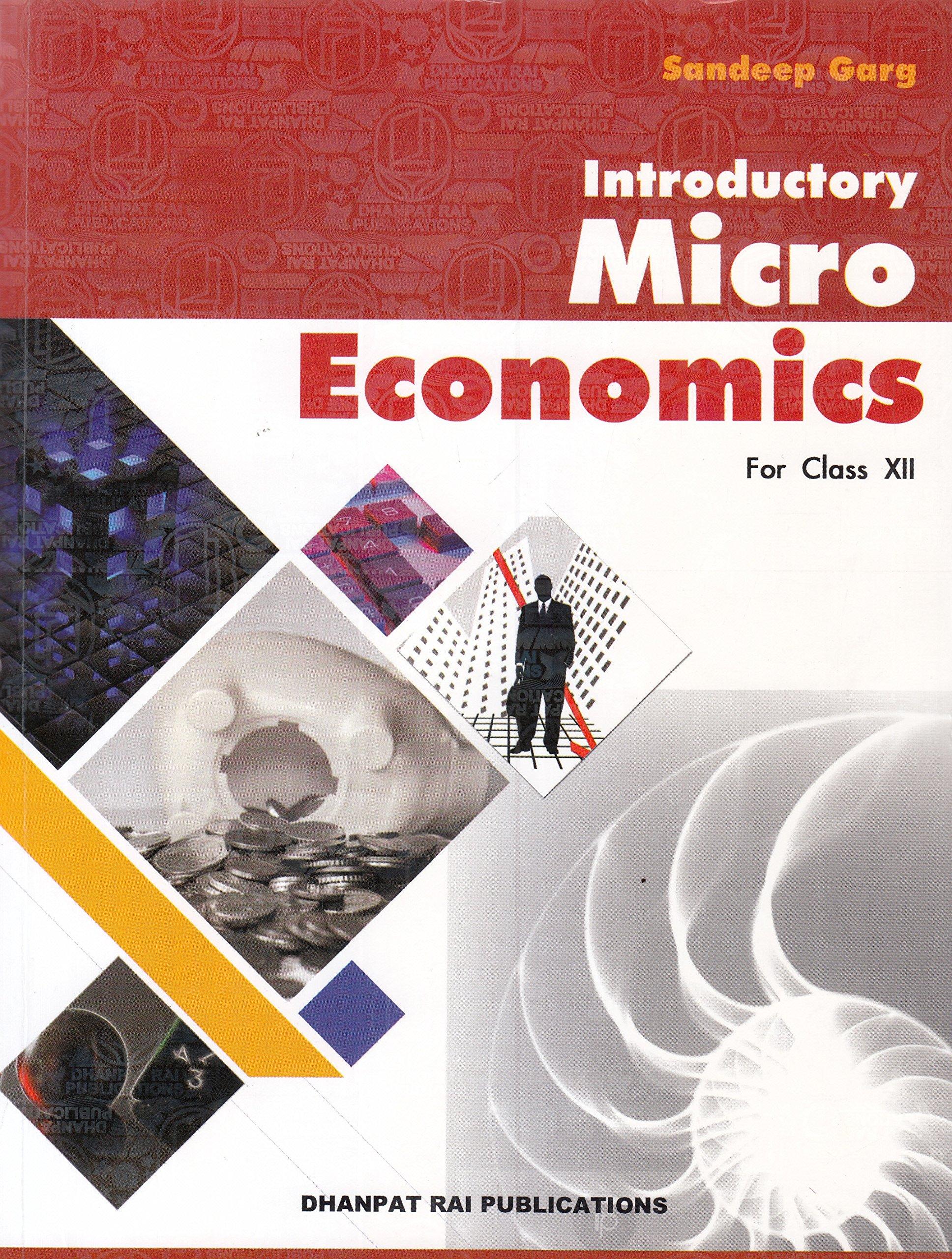 12th Standard Economics Book