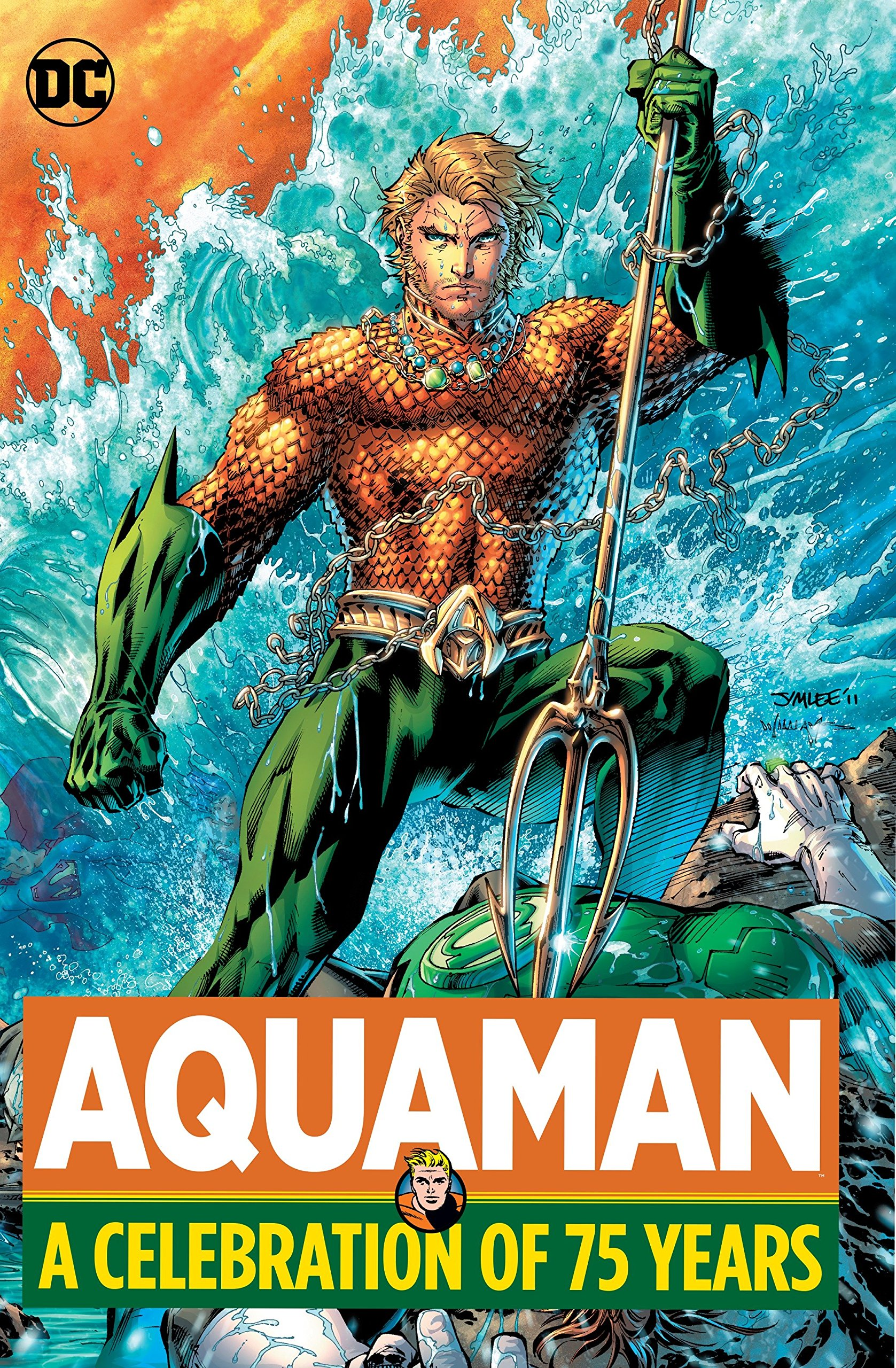 Read Online Aquaman: A Celebration of 75 Years PDF