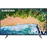 "Samsung 75NU7100 Flat 75"" 4K UHD 7 Series Smart TV 2018"