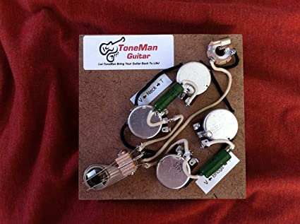 wiring harnesses tag sg quality wiring kit for your gibson epiphone rh abetter pw