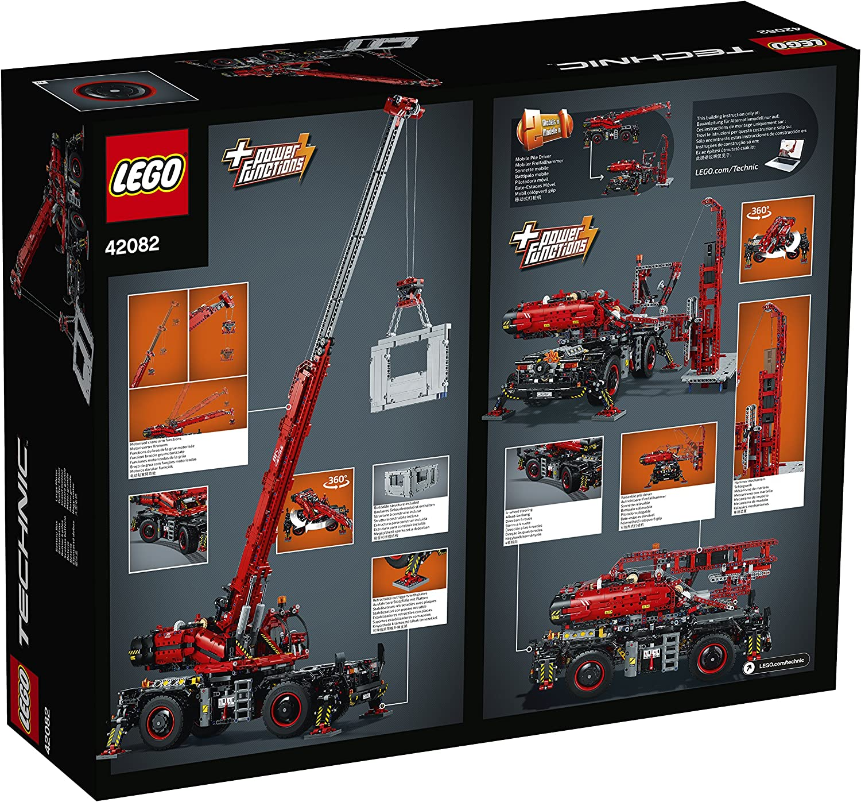 l Lego Technique All-Terrain Crane 42082(Japan Domestic Genuine Products)