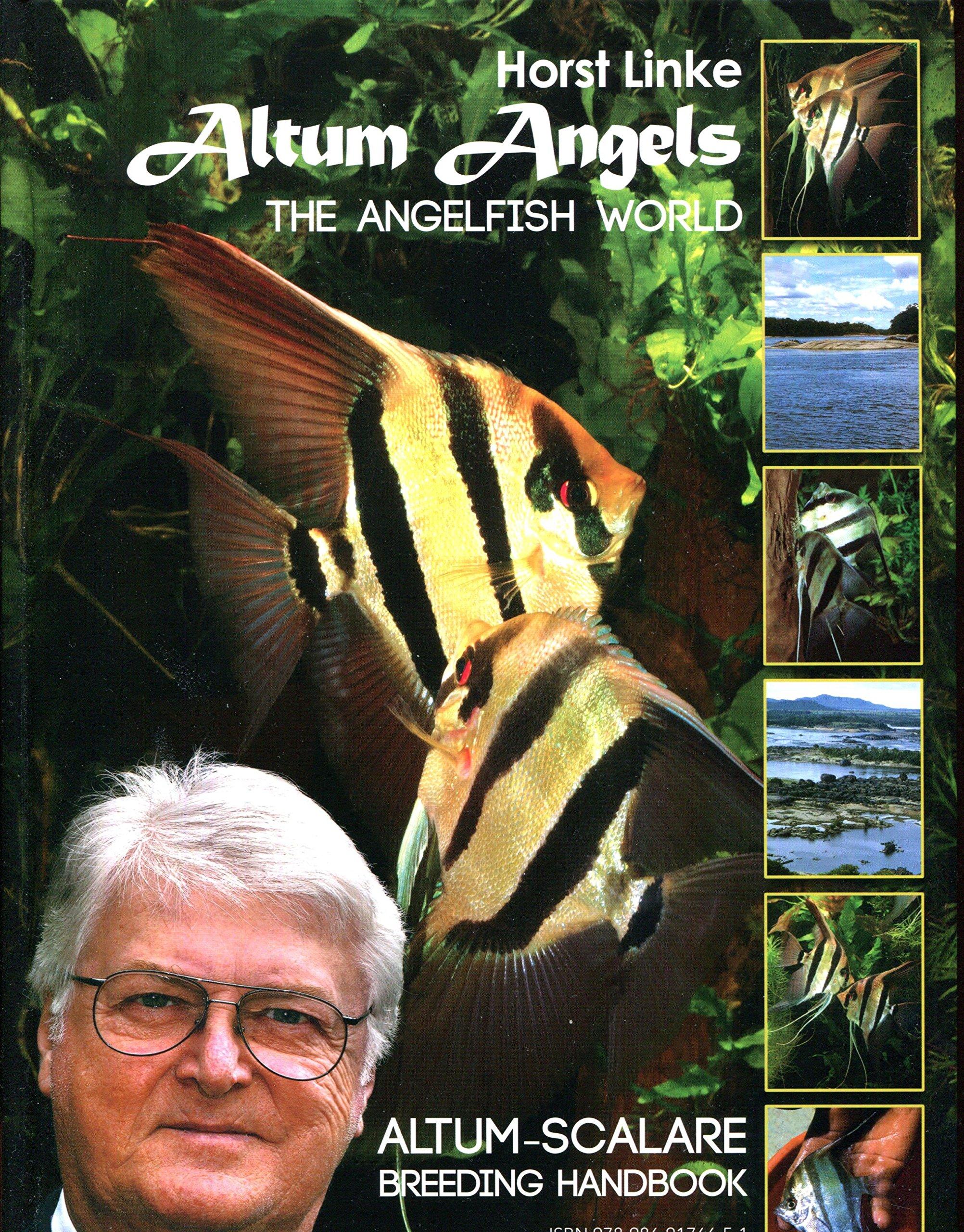 Read Online Altum Angels - The Angelfish World - Altum-Scalare Breeding Handbook pdf