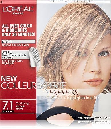 Amazon loral paris couleur experte hair color hair loral paris couleur experte hair color hair highlights dark ash blonde solutioingenieria Image collections