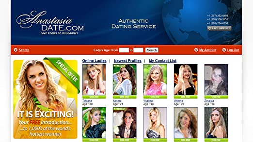 Anastasia dating service