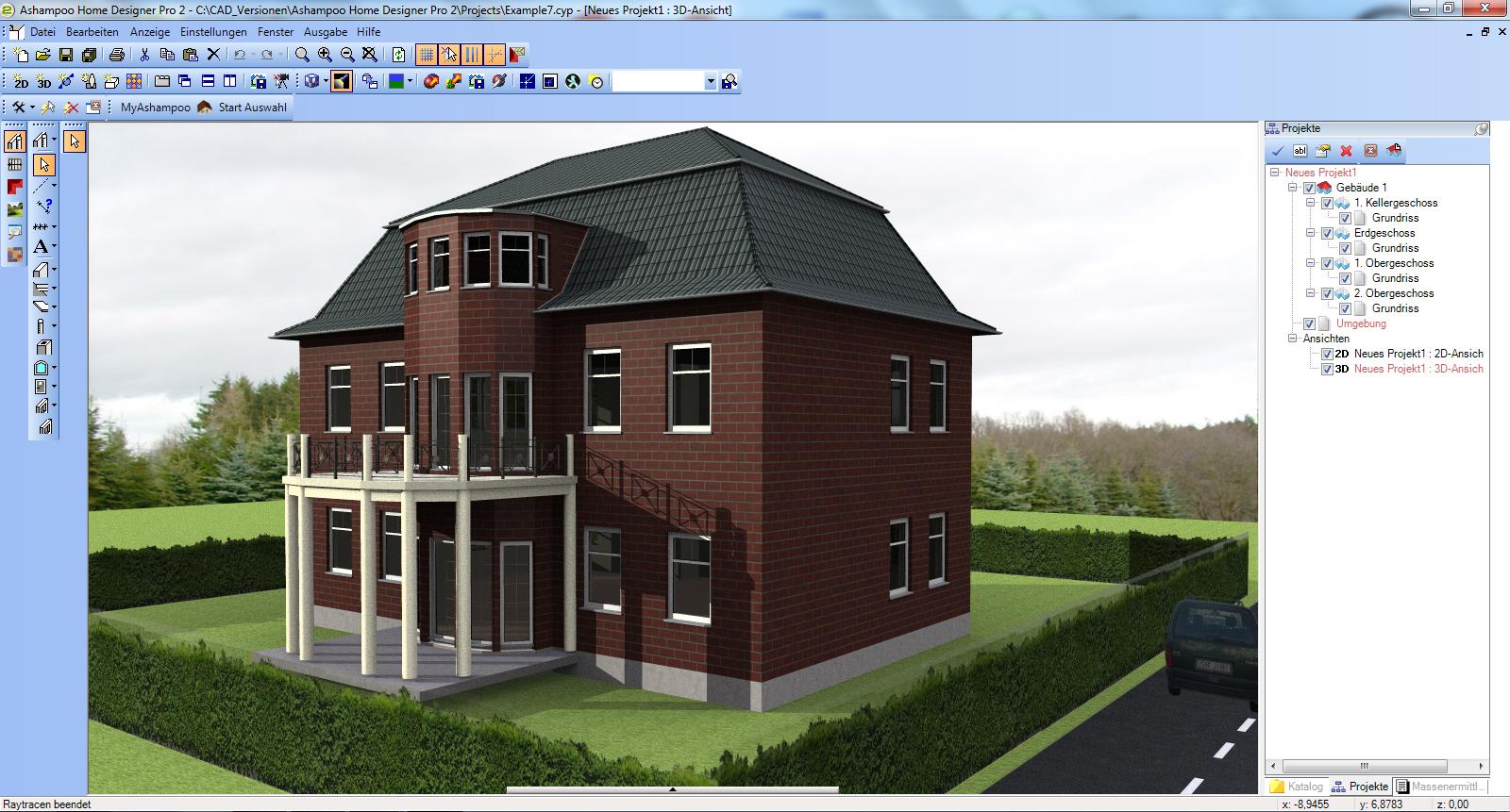 ashampoo home designer pro 2 download amazonde software - Home Designer Pro