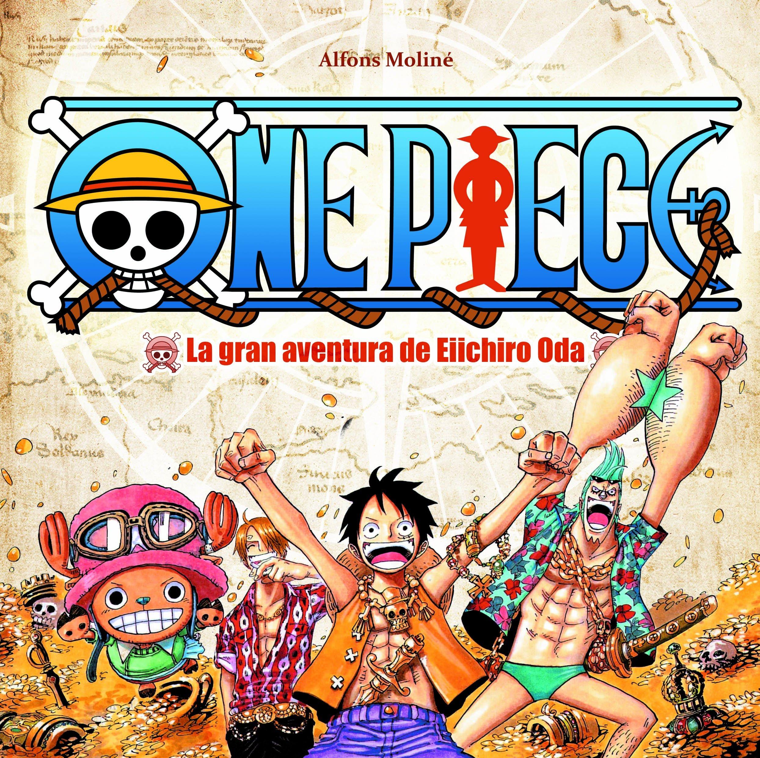 One Piece: La gran aventura de Eiichiro Oda Manga tebeos Dolmen: Amazon.es: Moline, Alfons: Libros