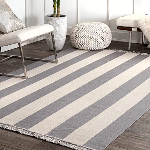 nuLOOM Otelia Striped Area Rug