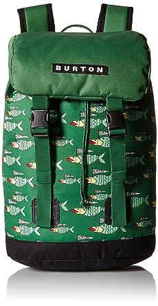 e877e8a73bf8ef Burton Tinder Kids 16L Backpack Go Fish One Size: Amazon.co.uk: Clothing