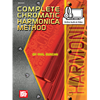 Complete Chromatic Harmonica Method (English Edition)