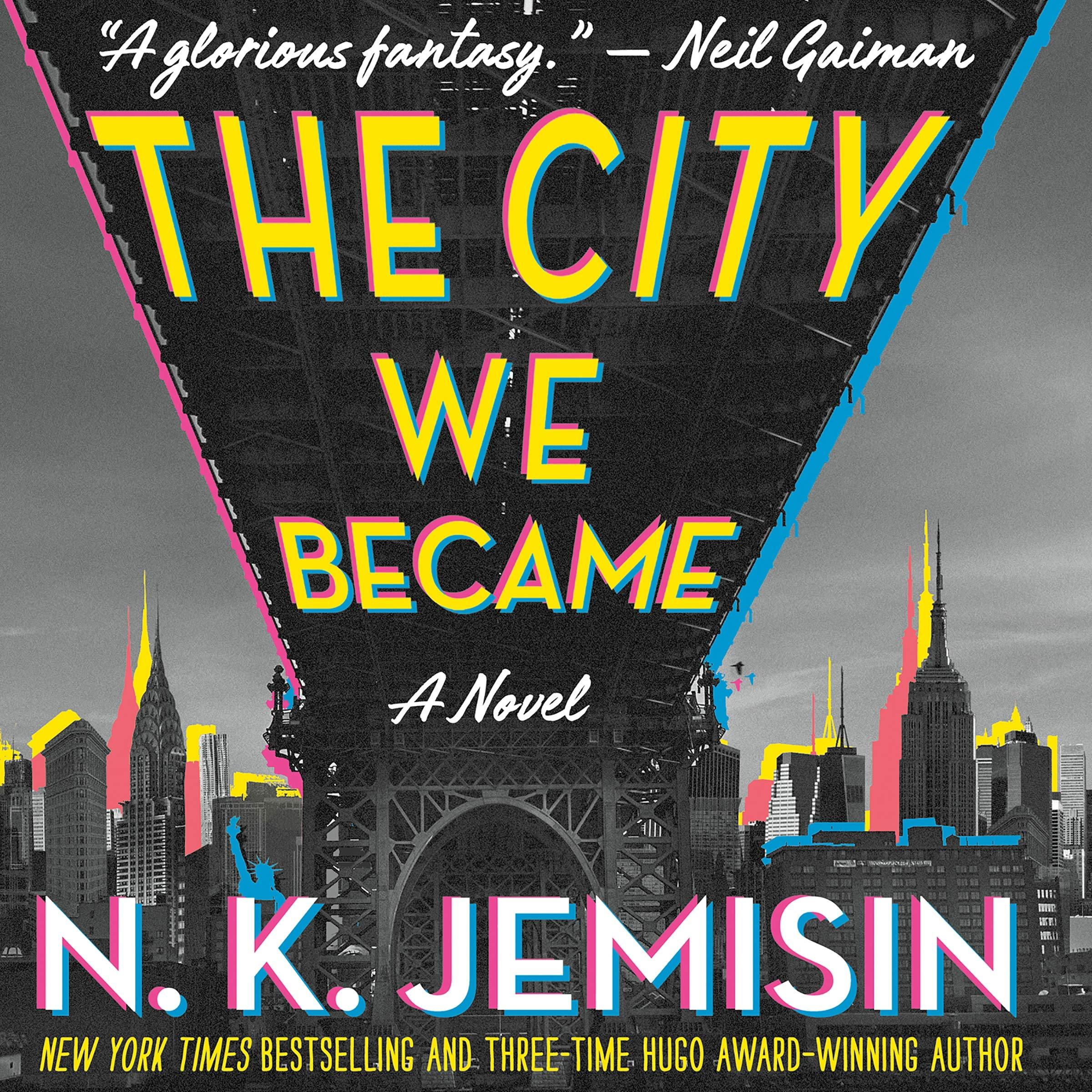 The City We Became: Amazon.ca: Jemisin, N. K., Miles, Robin: Books