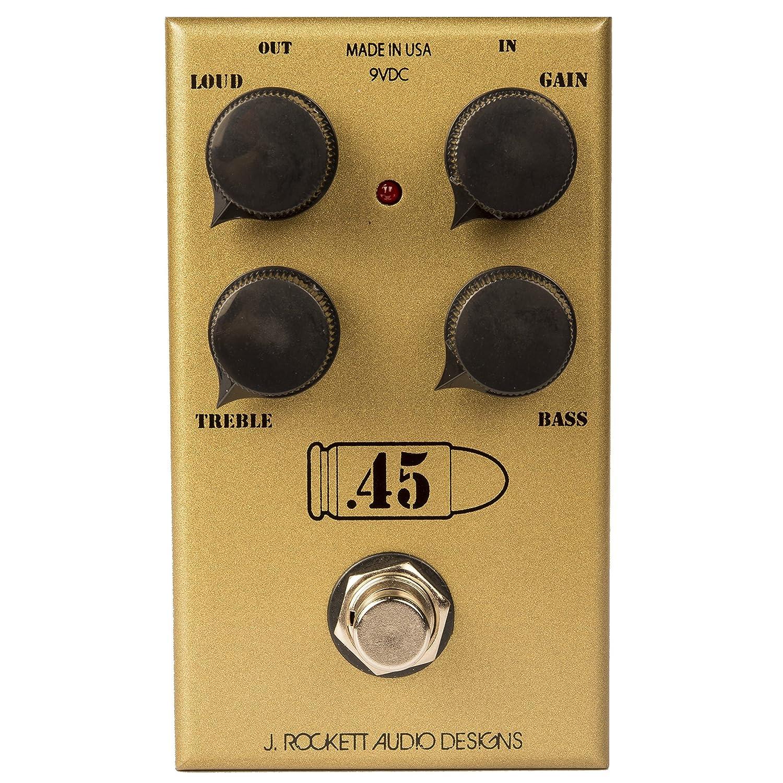 J Rockett Audio Designs BOING Spring Reverb Effects Pedal